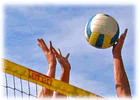 Beachvolleyball-Turnier in Staufen